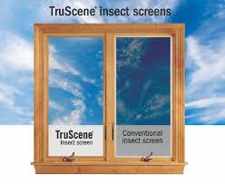 bay bow lehigh gap bow window low e4 glass truscene inscect screens