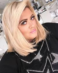today show haircut gemma collins shows off new short bob haircut on instagram