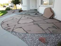 installing a flagstone patio how to install a flagstone patio part