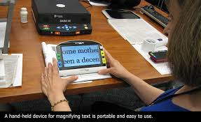 Assistive Devices For Blind Technology Helps Blind Individuals Prepare To Work Community