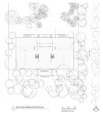 Villa Tugendhat Floor Plan by Restoring Mies Van Der Rohe S R Crown Hall Metalocus