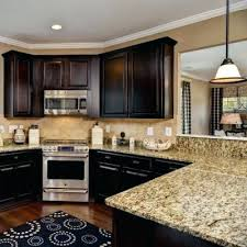 light granite countertops with dark cabinets dark granite countertops with dark cabinets dark cabinets with light