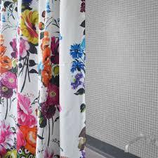 Designer Shower Curtains Fabric Designs Amrapali Peony Shower Curtain Design By Designers Guild Burke Decor