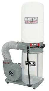 King Woodworking Tools Canada by King Canada 120 Volts Dust Collector Kc 2405c
