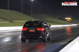 turbo jeep srt8 world u0027s fastest jeep grand cherokee srt u2013 video street machine