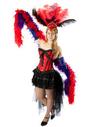 Las Vegas Showgirl Halloween Costume Los Vegas Showgirl Costumecreative Costumes