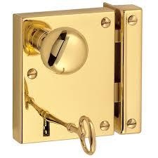Baldwin Exterior Door Hardware 5600 Small Vertical Lock 5600 003