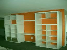 rustic unpolished mahogany wood tall narrow 5 tier bookcase of f