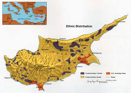 map of cyprus nationmaster maps of cyprus 11 in total