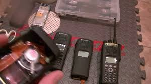 motorola xts2500 detailed tutorial how to disassemble and do a
