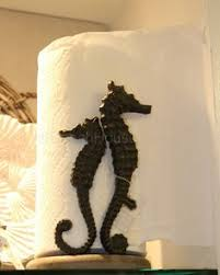 themed paper towel holder http www 2uidea category paper towel holder seahorse paper