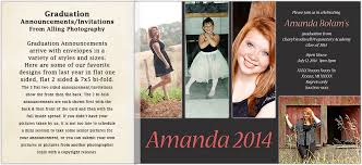 graduation announcments graduation announcements alling photography