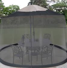 Offset Patio Umbrella With Mosquito Net by Mosquito Netting For Patio Lowes Patio Outdoor Decoration
