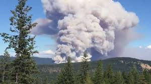 Wildfire Evacuation Stages by Wildfire East Of Kelowna Hundreds Of Homes Evacuated