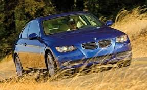bmw 2007 335i coupe 2007 bmw 335i coupe automatic take road test reviews