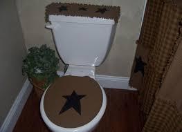 Bathroom Accessories Country Bath Accessory Set Primitive