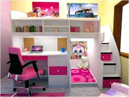 Diy Loft Bed With Desk Loft Bed With Desk Bunk Bed With Dresser Underneath Desk For