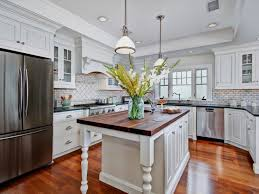 Custom Kitchen Island by Kitchen Cabinets Minimalist Kitchen Created On Impressive