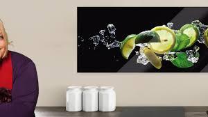 glasbilder küche glasbilder kaufen klebefieber de