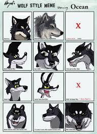 Wolf Meme - wolf meme by themysticwolf on deviantart