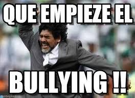 Memes De Bullying - que empieze el maradona primer comentario meme on memegen
