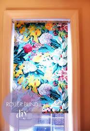 best 25 diy roller blinds ideas on pinterest diy roman shades