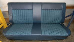 47 87 chevy upholstery truck seats for sale