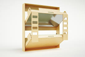 Folding Bunk Bed Plans Murphy Bunk Bed Kit For How To Build A Side Fold Tos Diy Remodel