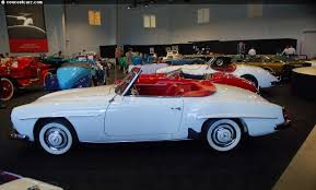 mercedes sl 190 auction results and sales data for 1959 mercedes 190 sl