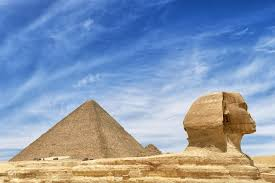 facts about the great pyramids of giza architectural digest