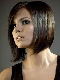 the different types of trendy asymmetrical haircuts women
