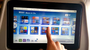 emirates inflight shopping emirates in flight entertainment ice youtube
