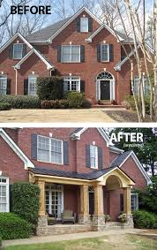 Curb Appeal Front Entrance - best 25 porch appeal ideas on pinterest curb appeal porch diy