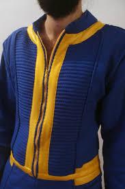 fallout vault jumpsuit fallout 4 vault jumpsuit front by timblene on deviantart