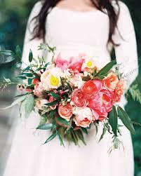 bouquet en papier beach wedding bouquets martha stewart weddings