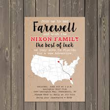 farewell gathering invitation going away party invitation farewell party invite moving