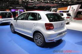 volkswagen polo gti 2016 vw india to launch updated polo vento editions before diwali