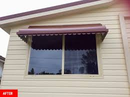 Awnings Penrith House Cladding Renovation Start To Finish 1 Peter Bracey
