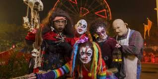 Eastbound Halloween Costumes Fright Fest 2017 Terrifying Halloween Event St Louis