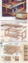 garage workbench diy plans welding work table clamping