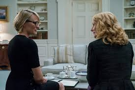 house of cards season 5 photos patricia clarkson and campbell