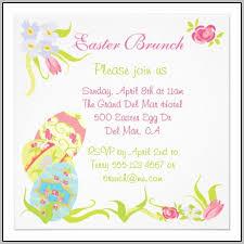 easter brunch invitations easter brunch flyer template template resume exles 5pd4l37dlm