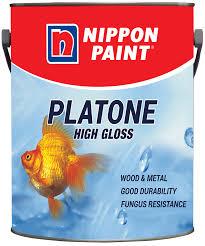wood and metal nippon paint