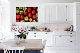 tableau cuisine tableau cuisine fraises izoa