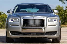 rolls royce ghost c cars front view 1 4k pins