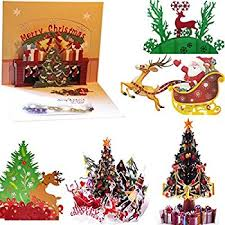 christmas greeting cards 3d christmas cards pop up greeting cards