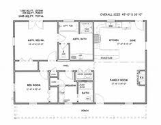Metal Shop Homes Floor Plans Metal Barn With Living Quarters Floor Plans Mikes Barn Plans