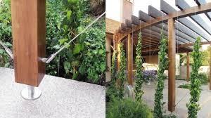 Trellis System Modern Trellis Sage Outdoor Designs