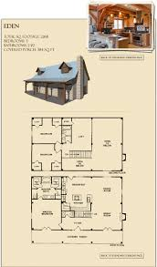 2 Bedroom Log Cabin Floor Plans Log Homes Picmia