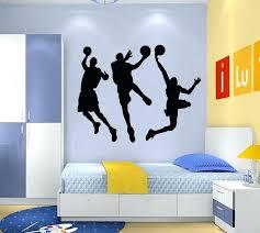 Basketball Room Decor Nba Bedroom Decor Bedroom Bedroom Basketball Bedroom Awesome